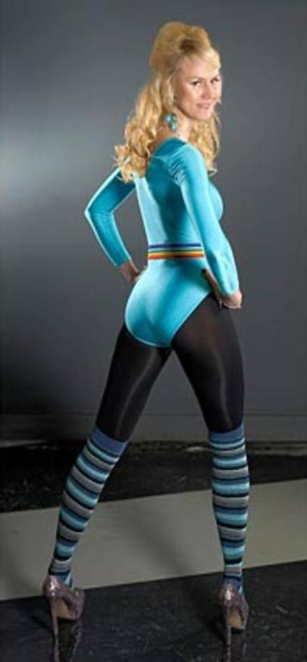 Dalia Mikneviciute Smith sports model